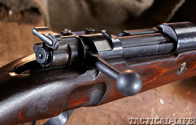 K98 Mauser historical top 10 2014 bolt