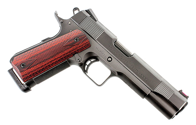 Military Surplus 2015 upgrades VZ 1911 Double Diamond Rosewood Grips