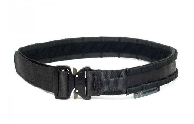 Platatac SICC Belt Mk2 np black