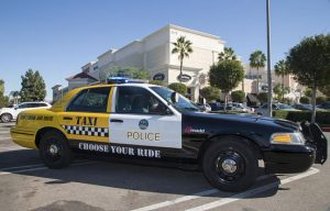 Riverside Police Know Your Limit program breathalyzer