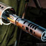 Rock River Arms LAR-458 X-1 SWMP Jan 2015 muzzle