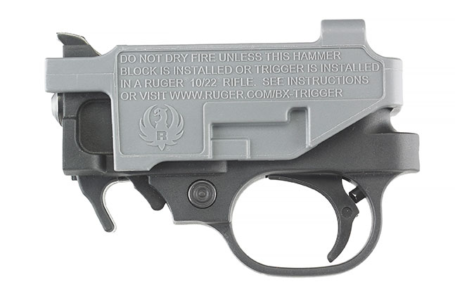 Ruger BX-Trigger left