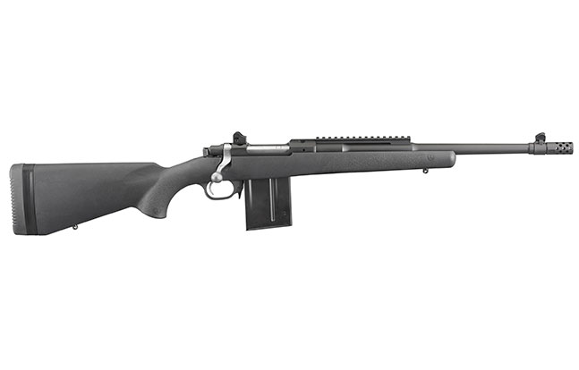 Ruger Gunsite Scout Rifle Lightweight Composite Stock lead