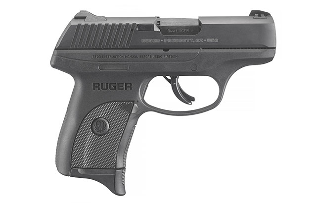 Ruger LC9s Pro lead