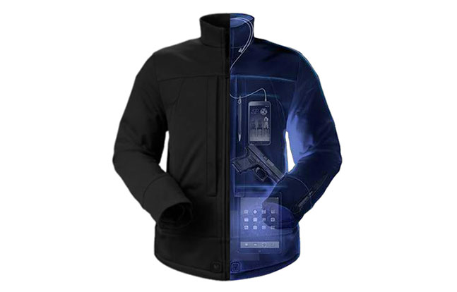 Scottevests Brad Thor Alpha Jacket Is The Ultimate Concealed Carry