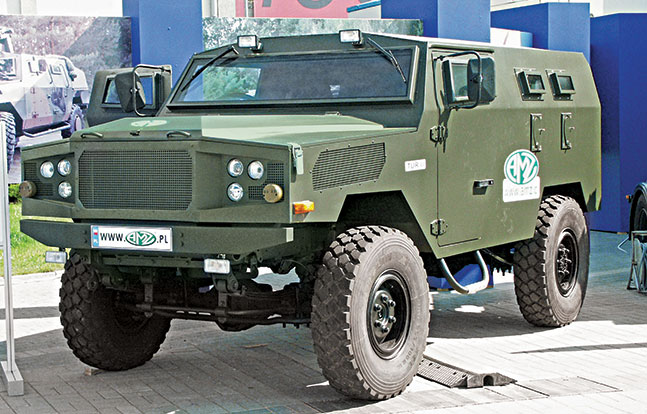 Tactical Trucks SWMP Jan 2015 Poland Tur 2/3