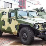 Tactical Trucks SWMP Jan 2015 Russia GAZ-233