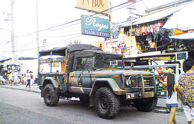 Tactical Trucks SWMP Jan 2015 South Korea Kia KM450