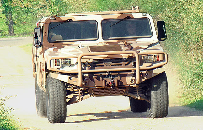 Tactical Trucks SWMP Jan 2015 Spain URO VAMTAC