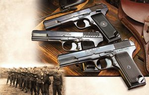 Tokarev TT MS 2015 lead