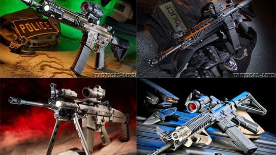 Top 30 Rifles TACTICAL WEAPONS 2014 lead