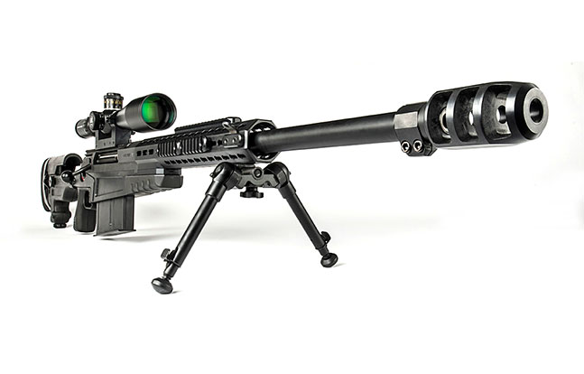 Top 12 .50 BMG Rifles TW March 2015 Accuracy International AX50