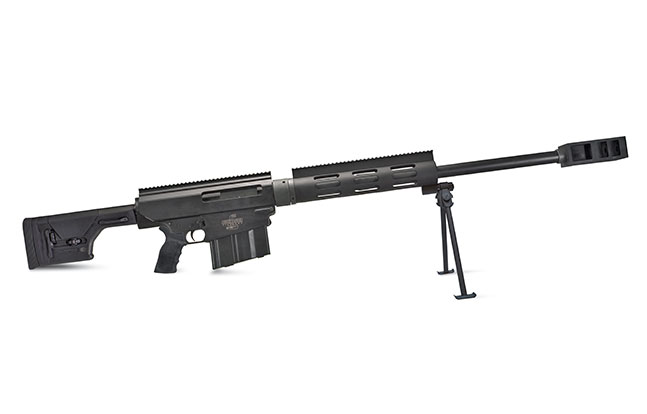 Top 12 .50 BMG Rifles TW March 2015 Bushmaster BA 50