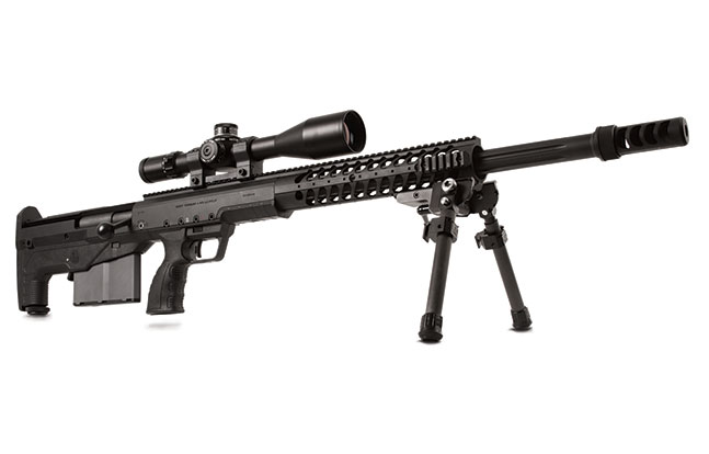 Top 12 .50 BMG Rifles TW March 2015 Desert Tech HTI