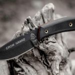 TOPS Knives Crow Hawke lead