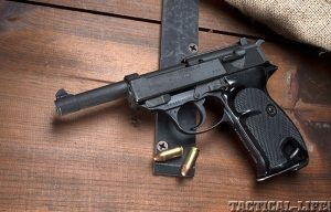 Walther P.1 Military Surplus 2015 lead