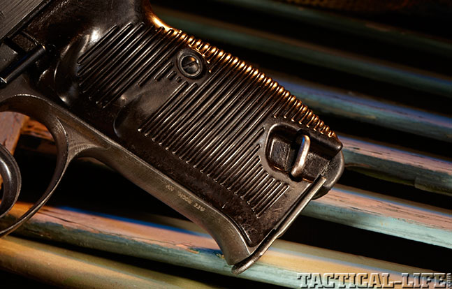 Walther P38 historical top 10 2014 grip