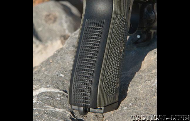 Wilson Combat Beretta 92G Brigadier Tactical back strap