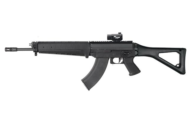 10 Hybrid AK-47 2015 Sig Sauer SIG556R