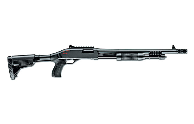 10 Smoothbores TW Feb 2015 Winchester SXP Extreme Defender