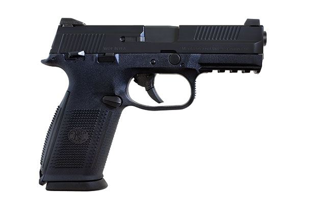 11 Top Striker-Fired Pistols law enforcement FN FNS-9