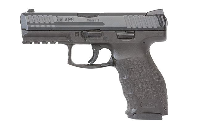 11 Top Striker-Fired Pistols law enforcement Heckler & Koch VP9