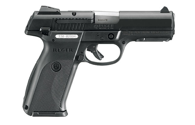 11 Top Striker-Fired Pistols law enforcement Ruger SR9