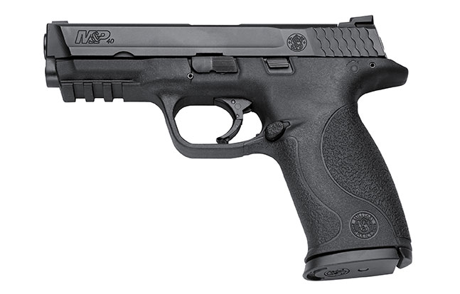 11 Top Striker-Fired Pistols law enforcement Smith & Wesson M&P Series