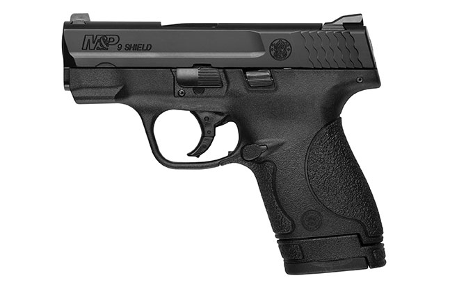 11 Top Striker-Fired Pistols law enforcement Smith & Wesson M&P Shield