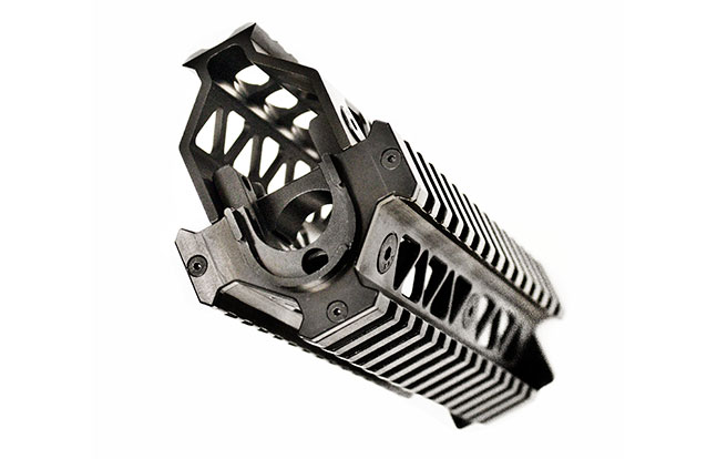 14 Rails Mounts Handguards AK platform Arsenal PR-01 Handguard