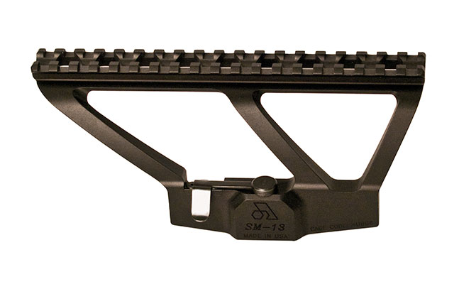 14 Rails Mounts Handguards AK platform Arsenal SM-13 Scope Mount