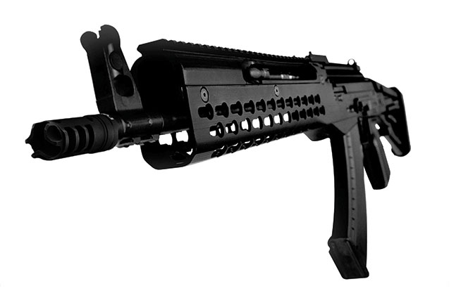 14 Rails Mounts Handguards AK platform Parabellum AK-BAR
