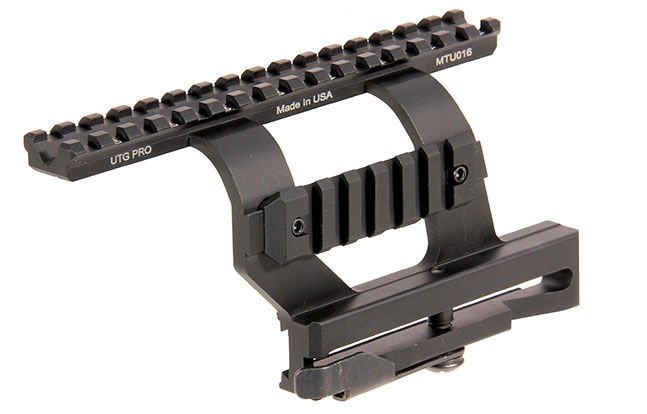 14 Rails Mounts Handguards AK platform UTG PRO QD AK Side Mount