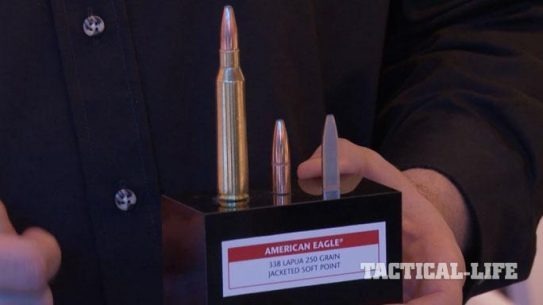 Federal's New American Eagle .338 Lapua Ammo, .338 Lapua, Federal Premium Ammunition