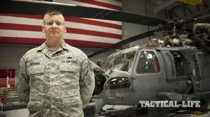 Air Force Tech. Sgt. Justin Mahana