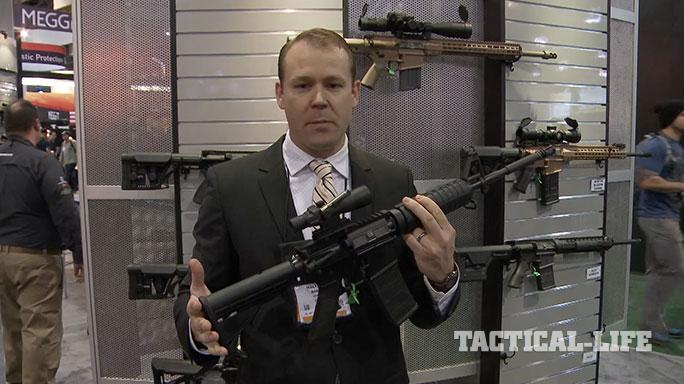 Armalite Sporting Rifles SHOT Show 2015