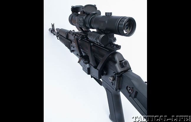 Arsenal Inc. SLR-104FR AK 2015 scope