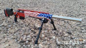 Ashbury Precision Ordnance F/TR-308 Patriot Rifle lead