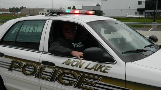 Avon Lake Police Department car body cameras