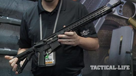 Christensen Arms VTAC Rifle SHOT Show 2015