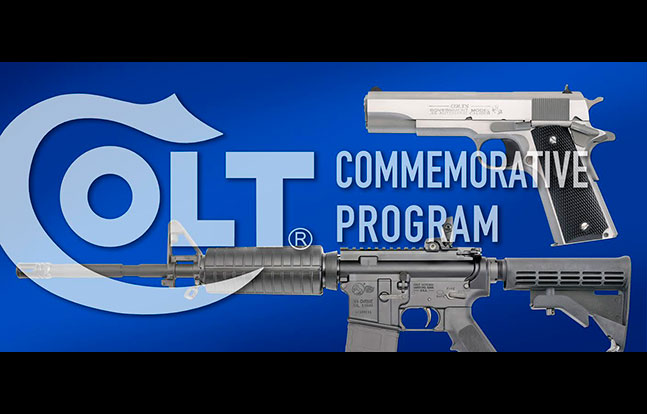 Colt Commemorative Program 2015