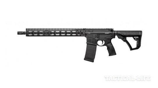 Daniel Defense DDM4v11 Pro Series 5.56mm SHOT Show 2015