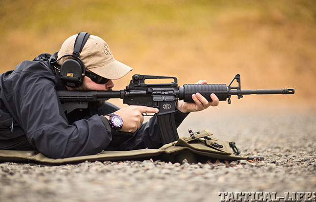 FN America FN 15 TW Feb 2015 action