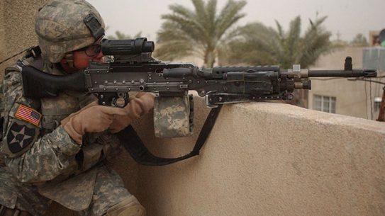 FN America M240 U.S. Army