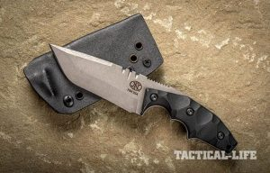 FN America Limited Edition Knife Bawidamann Blades lead