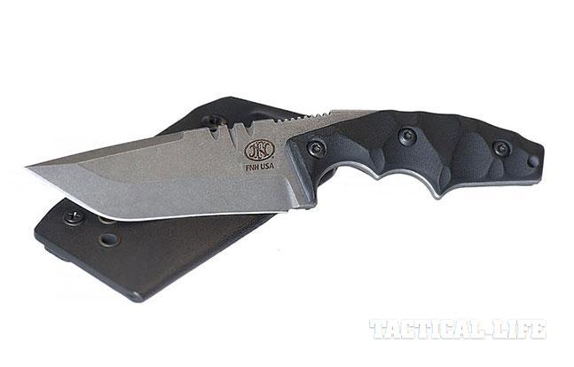FN America Limited Edition Knife Bawidamann Blades solo