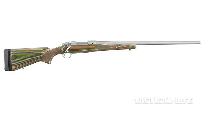 Ruger Hawkeye FTW Predator bolt-action rifle