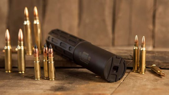 Gemtech The One Suppressor lead
