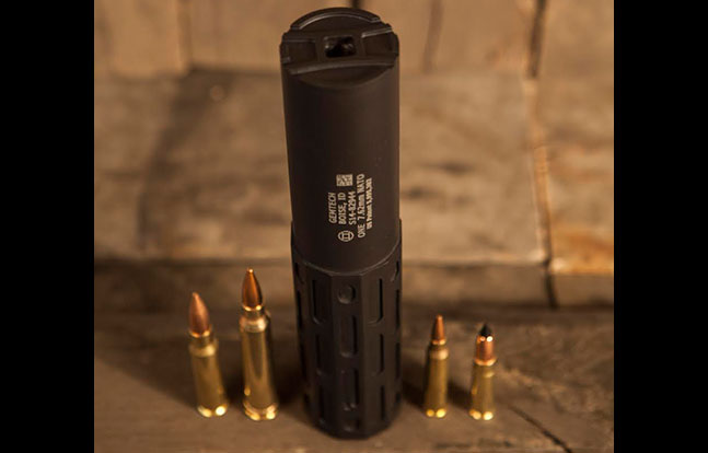 Gemtech ONE Suppressor tall