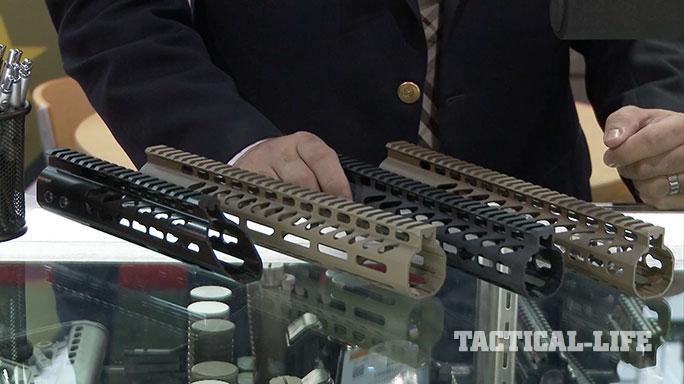 GuntecUSA handguards SHOT Show 2015